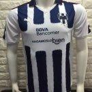 16/17 Monterrey Home Soccer Jersey Shirt Football Sport Tee