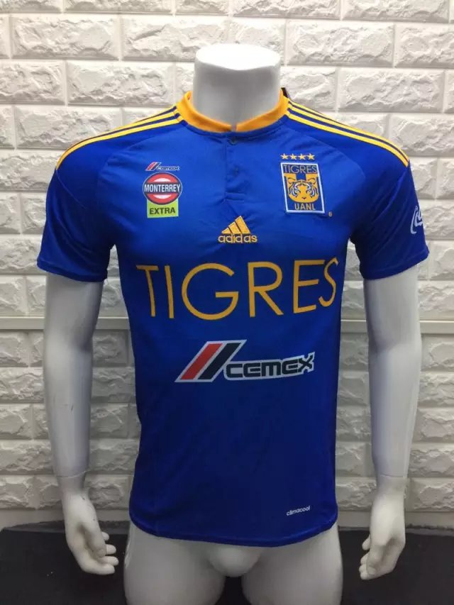 16/17 Tigres UANL Soccer Jersey Shirt Football Sport Tee