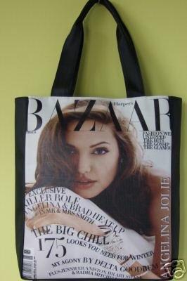 UNIQUE MAGAZINE COVER BAG