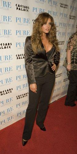 Jessica Simpson 8x10 Photo - Sexy Black Busty Top #27