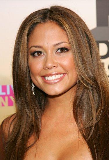 Vanessa Minnillo 8x10 Photo - MTV VMA Great Curves Closeup Candid! #6