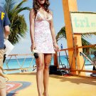 Vanessa Minnillo 8x10 Photo - Amazing Long Legs Beach Candid! #13