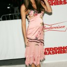 Vanessa Minnillo 8x10 Photo - Wedding Crashers Pink Dress, Open Toe Heels Candid! #26