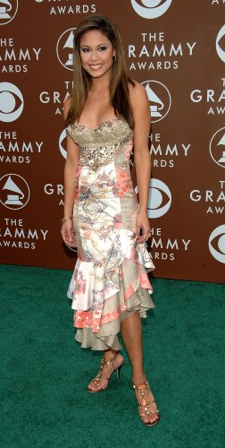 Vanessa Minnillo 8x10 Photo - Grammy Awards, Ultra Busty & Glam Candid! #29