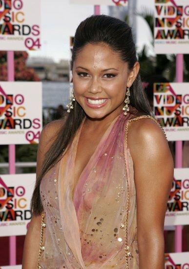 Vanessa Minnillo 8x10 Photo - MTV VMA '04 C-THRU ~MUST HAVE~ TOP SLIP Candid! #38