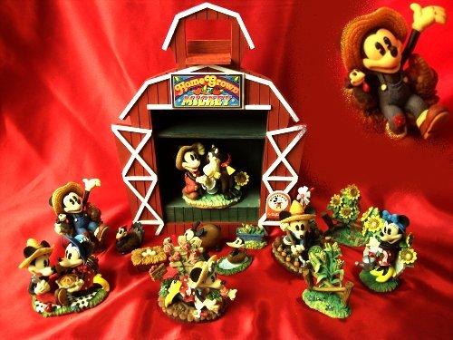 Disney's Mickey & Minnie Mouse Barnyard Set