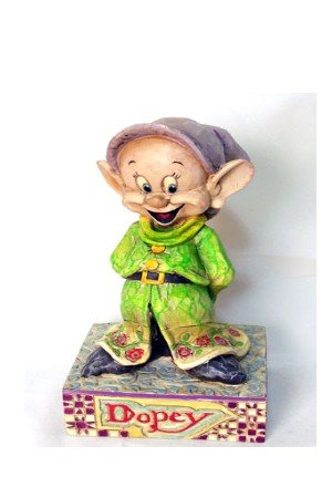 Jim Shore Dopey Simply Figurine