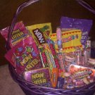 Now & Laters/Smarties Gift Basket