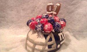 New York Giants Lollipop Helmet