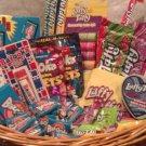 Laffy Taffy & Bazooka Bubble Gum Gift Basket