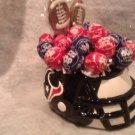 Houston Texans Lollipop Helmet