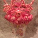 It's A Girl Lollipop Bouquet