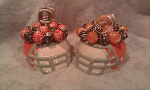 Cleveland Browns Lollipop Helmet
