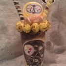 Pittsburgh Steelers Lollipop Cup Bouquet