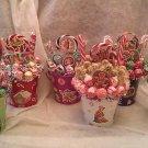 Candyland  Lollipop Bouquet