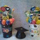 Graduation Lollipop Bouquets