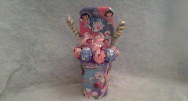 Dora Lollipop Bouquet