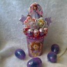 Sofia the First Lollipop Bouquet