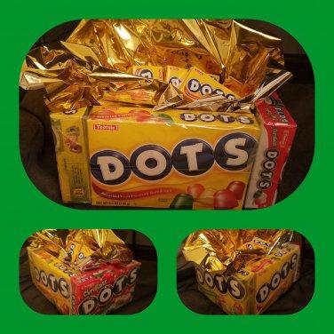 Dots Candy Bouquet