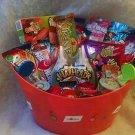Airheads/Warheads Gift Basket