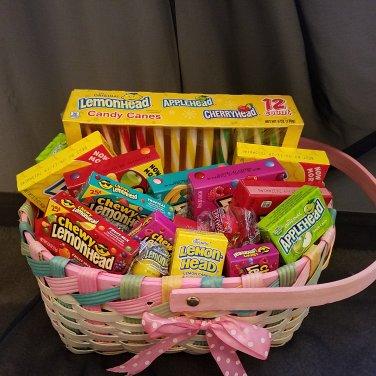 LemonHead & Friends Candy Gift Basket