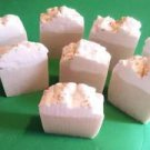 Homemade Natural Honey Oatmeal Bath Soap - Unscented