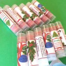 5Pcs Lip moisturizer Christmas Holiday Stocking Stuffers-Tinted Organic Lip balm