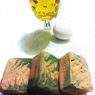 Homemade Beer & Egg Conditioning Bubbly Shampoo Bar