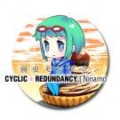 Vocaloid - Yowamushi Montblanc badge