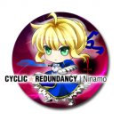 Fate/Zero - Saber badge