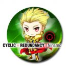 Fate/Zero - Archer (Gilgamesh) badge