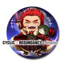 Fate/Zero - Rider (Iskander) badge