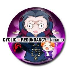 Fate/Zero - Caster (Bluebeard) badge