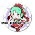 Touhou - Hina Kagiyama badge