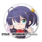 Chuunibyou Demo Koi ga Shitai! - Rikka Takanashi badge