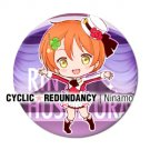 Love Live! - Rin Hoshizora badge
