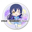 Love Live! ~mini units~ Umi Sonoda badge
