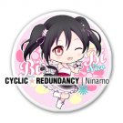 Love Live! ~mini units~ Nico Yazawa badge