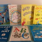 DR SUESS LOT OF 7 BOOKS