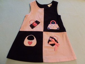 GIRLS DRESS SIZE 4T RARE EDITIONS