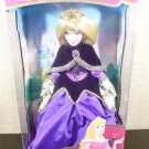 "DISNEY  AURORA SLEEPING BEAUTY PORCELAIN 17"" KEEPSAKE DOLL"