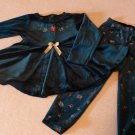 GIRLS CHRISTMAS OUTFIT 4T SHIRT & PANTS