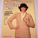Knit Sweaters the Easy Way