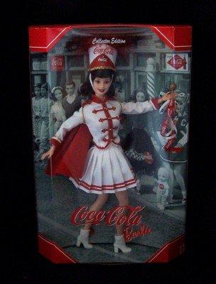 Coca-Cola Majorette Barbie Doll