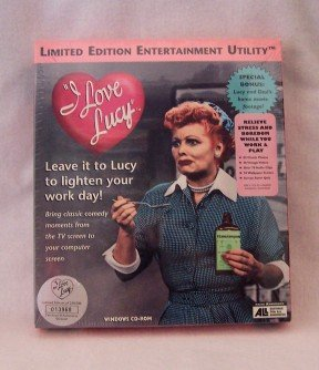 Lucy Limited Edition CD-Rom