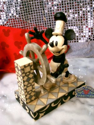 """Disney's Mickey Mouse """"Steamboat Willie"""""""
