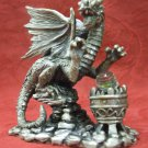 Myth and Magic The Fearsome Dragon (8cm Tall)