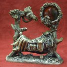 Myth&Magic,Very Rare,Tudor Mint, THE SNOOZING WIZARD (8cm Tall)