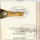 Congratulations Candy Wrapper