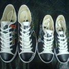 Unisex Canvas laced shoes